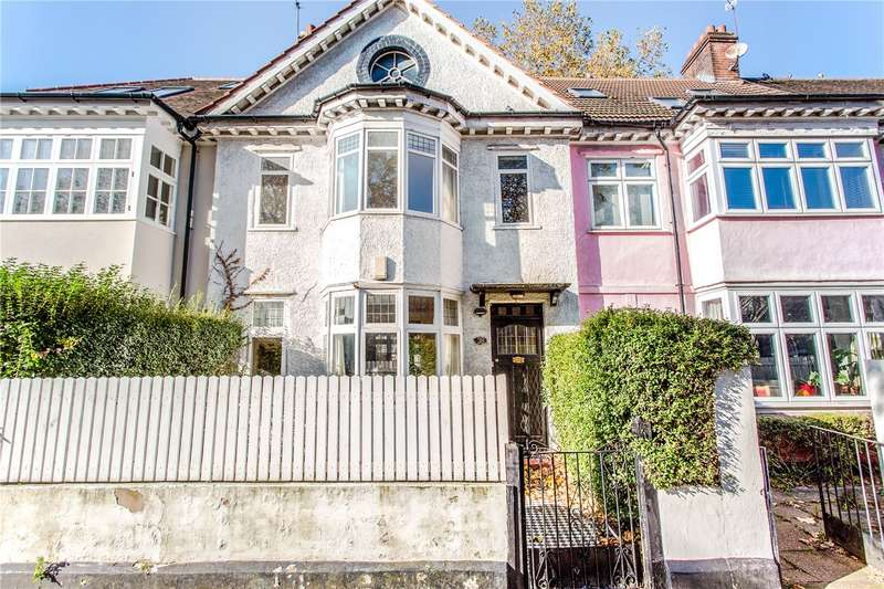3 Bedrooms Terraced House for sale in Petherton Road, London, N5