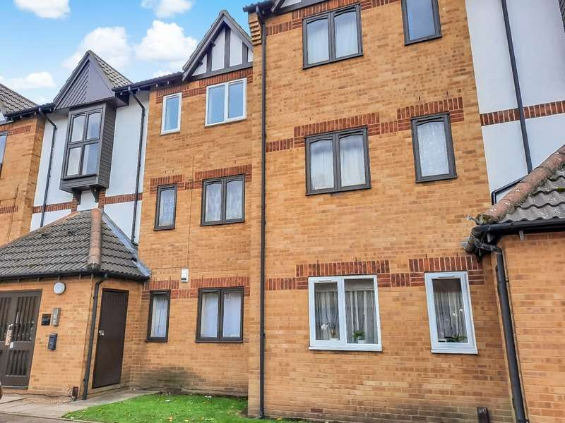 2 Bedrooms Terraced House for rent in Mill Close, Wisbech, PE133BD