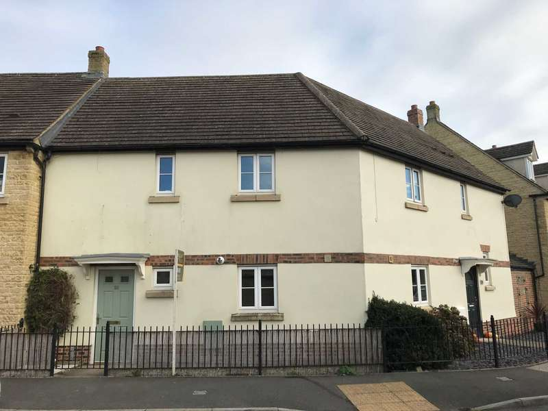 2 Bedrooms Terraced House for rent in Jasmine Way, Carterton