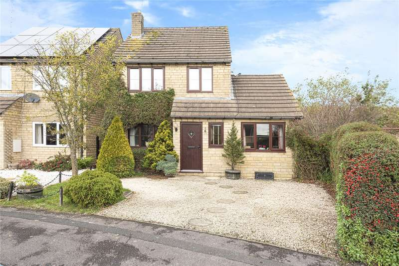 3 Bedrooms Detached House for sale in Tayler Road, Northleach, Cheltenham, GL54