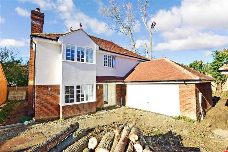 4 Bedrooms Detached House for sale in Underdown Lane, , Herne Bay, Kent