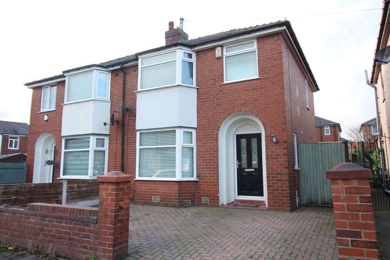 3 Bedrooms Semi Detached House for rent in Dalton Street, Bury, BL8