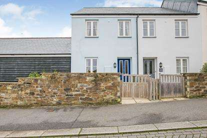 2 Bedrooms End Of Terrace House for sale in Grampound, Truro, Cornwall