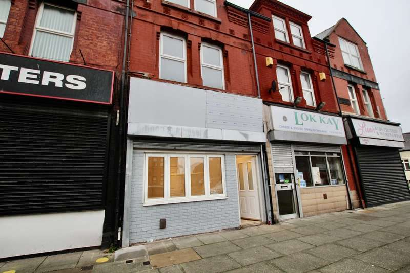 Land Commercial for rent in Knowsley Road, Bootle, L20