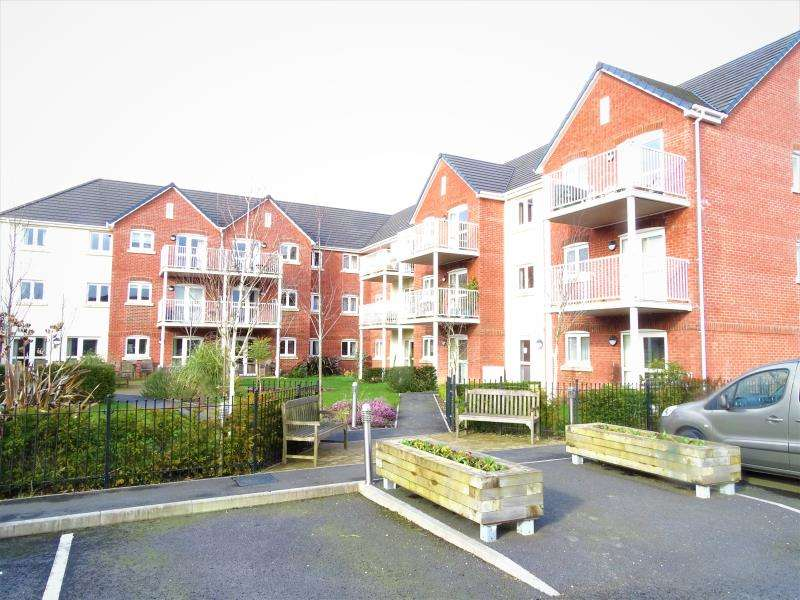 1 Bedroom Apartment Flat for rent in RALEIGH MEAD, SOUTH MOLTON, DEVON