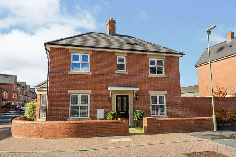 3 Bedrooms Detached House for sale in Toynbee Road, Eastleigh, Hampshire, SO50