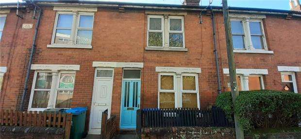 2 Bedrooms Terraced House for sale in Hilda Place, Kent Street, Southampton