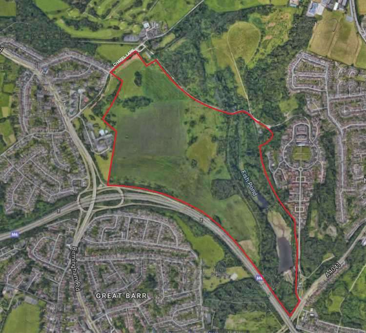 Land Commercial for sale in Suttons Drive, Great Barr, B43