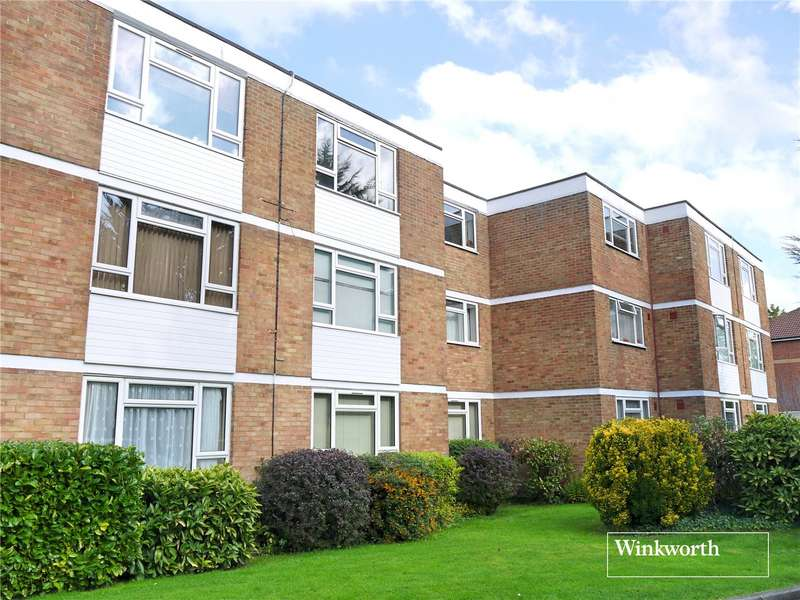 2 Bedrooms Flat for rent in Holt Close, Elstree, Hertfordshire, WD6