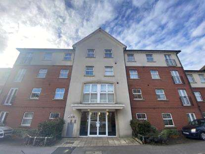 2 Bedrooms Flat for sale in Navona House, Olsen Rise, Lincoln, Lincolnshire