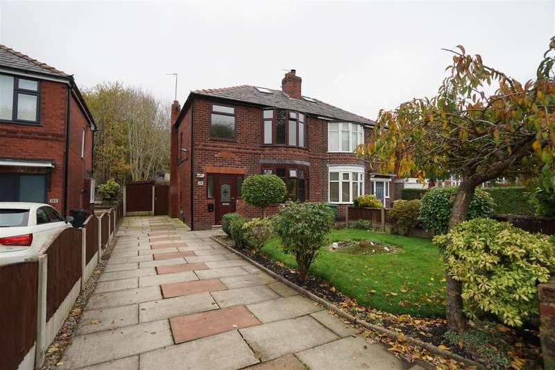 3 Bedrooms Semi Detached House for sale in Blenheim Road, Breightmet, Bolton