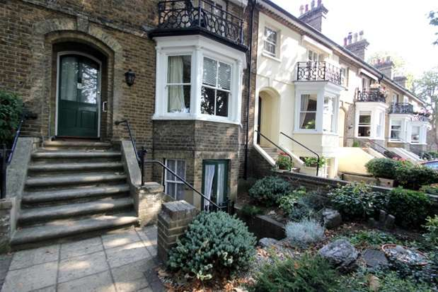 1 Bedroom Property for sale in Cambridge Road, Southend on Sea