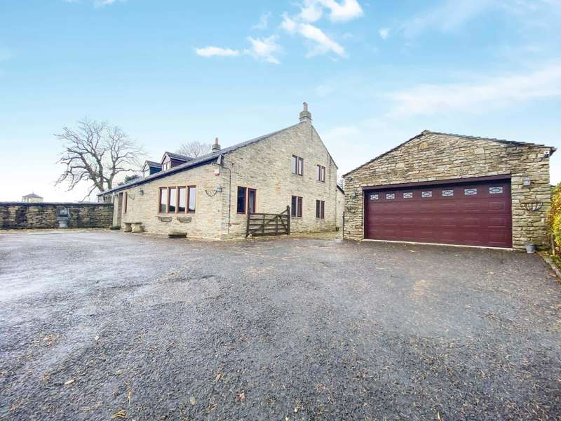 4 Bedrooms Semi Detached House for sale in Bank Top Gables, Lumb, Rossendale