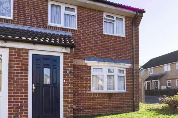 3 Bedrooms Detached House for sale in Westside Close, Basingstoke