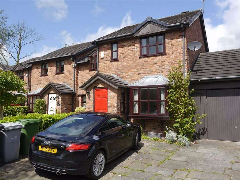2 Bedrooms Terraced House for rent in South Bank Close, Heyes Lane, ALDERLEY EDGE