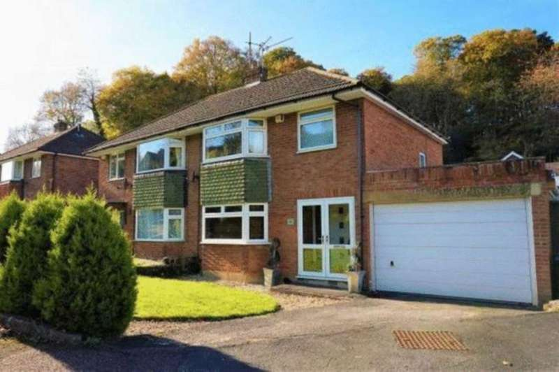 3 Bedrooms Semi Detached House for rent in Five Acre Wood, High Wycombe