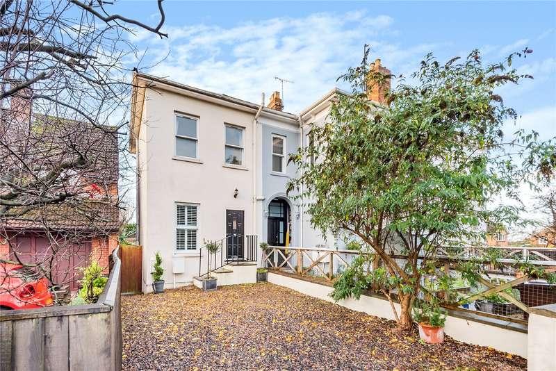2 Bedrooms Semi Detached House for sale in Gloucester Road, Cheltenham, GL51