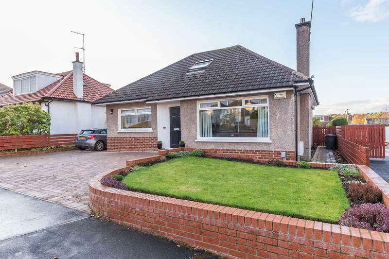 5 Bedrooms Detached Bungalow for sale in Dalkeith Avenue, Bishopbriggs, Glasgow, G64