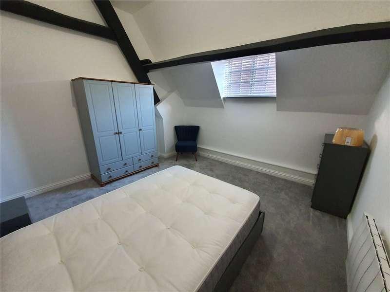 1 Bedroom Terraced House for rent in Hamblin Court, Rushden, NN10