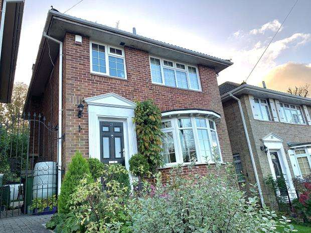 3 Bedrooms Detached House for sale in Ingersley Rise, West End, Southampton