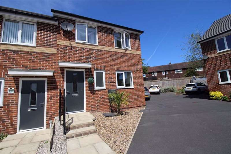 3 Bedrooms Mews House for sale in Greenhurst Crescent, Oldham, Oldham