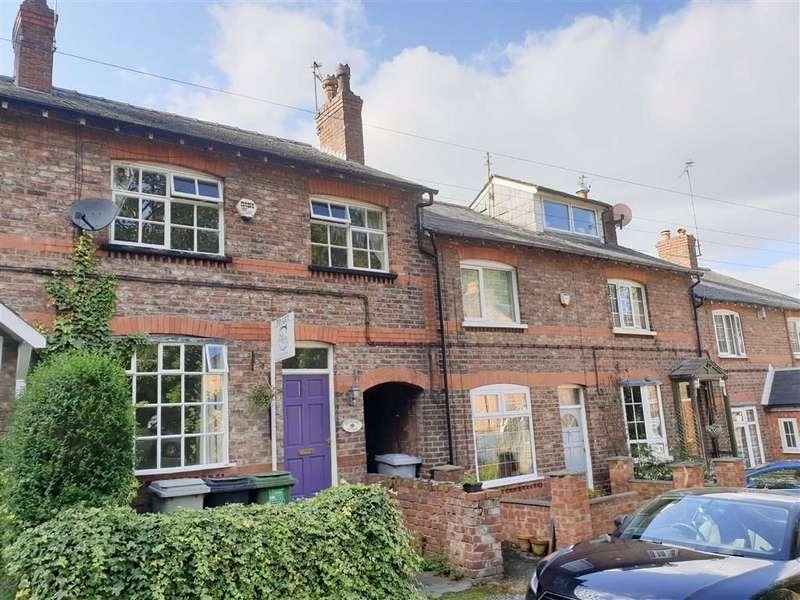 2 Bedrooms Terraced House for rent in Ladyfield Terrace, WILMSLOW