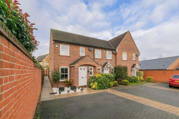 2 Bedrooms House for sale in Sunwood Drive, Sherfield-on-Loddon, Hook