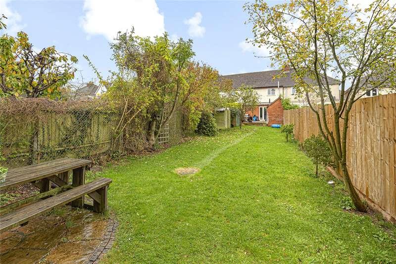 3 Bedrooms Terraced House for sale in Pilley Crescent, Leckhampton, Cheltenham, GL53