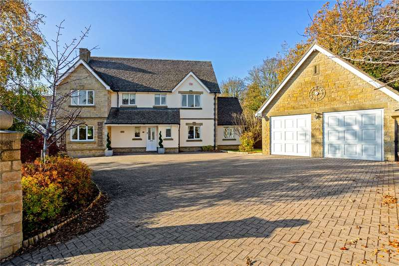 5 Bedrooms Detached House for sale in Nicholas Court, Swindon, Wiltshire, SN1