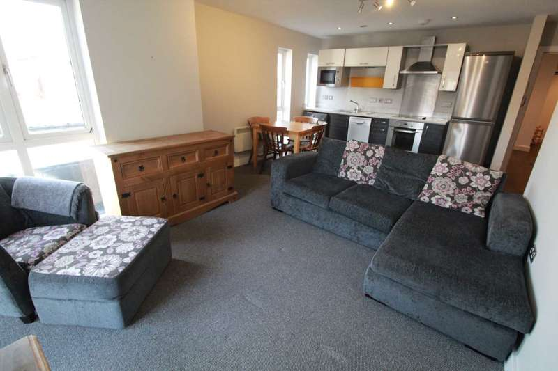 2 Bedrooms Apartment Flat for rent in Ingenta 2 Poland Street, Manchester