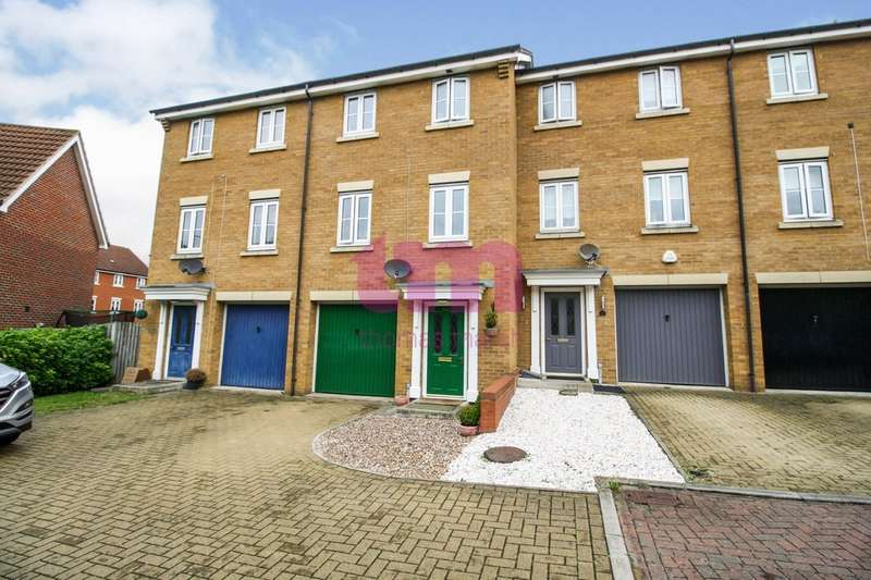 3 Bedrooms Town House for rent in Sachfield Drive, Chafford Hundred