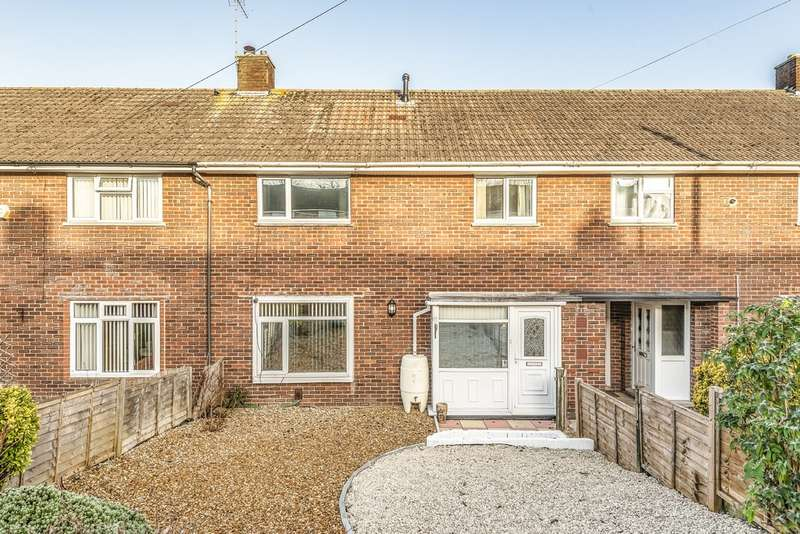 4 Bedrooms Terraced House for rent in Garbett Road, Winchester