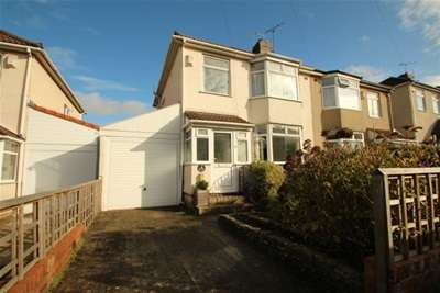3 Bedrooms Semi Detached House for rent in Clyde Grove, Filton, Bristol, BS34 7RL
