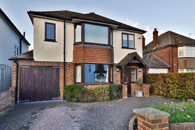 4 Bedrooms Detached House for sale in Bathurst Walk, Richings Park, SL0