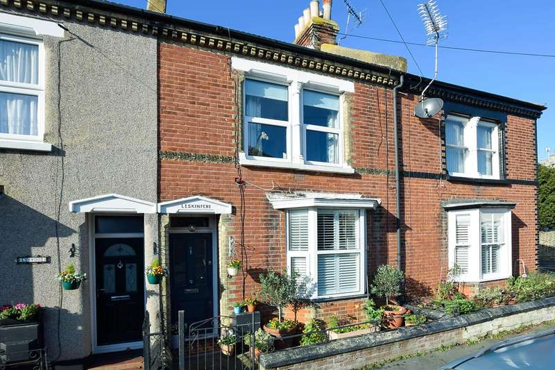 4 Bedrooms Terraced House for sale in Oxenden Street, Herne Bay