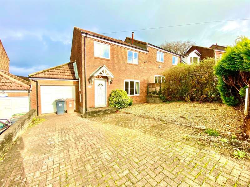 3 Bedrooms Semi Detached House for sale in Cotswold Way, Risca, Newport