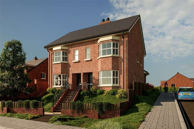 2 Bedrooms Semi Detached House for sale in Victoria Road, Wargrave, Reading, RG10