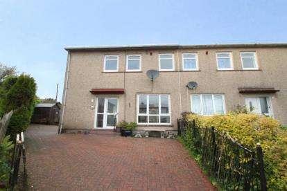 3 Bedrooms Semi Detached House for sale in Bartlands Place, Eaglesham, East Renfrewshire