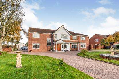 7 Bedrooms Detached House for sale in ., Alrewas Road, Kings Bromley, Burton-On-Trent