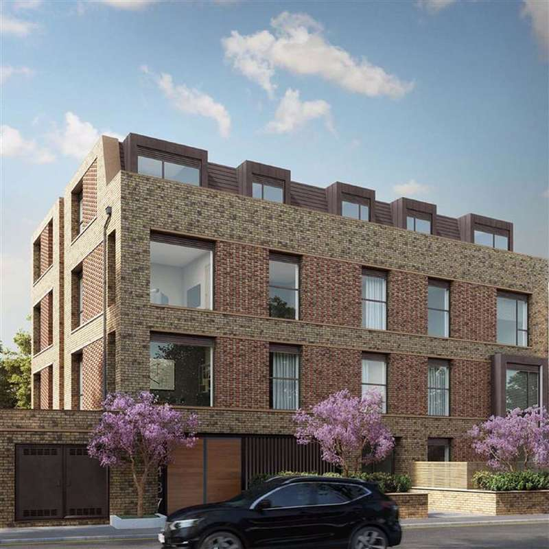2 Bedrooms Flat for sale in 8 Bank House, Withington, Manchester, M20