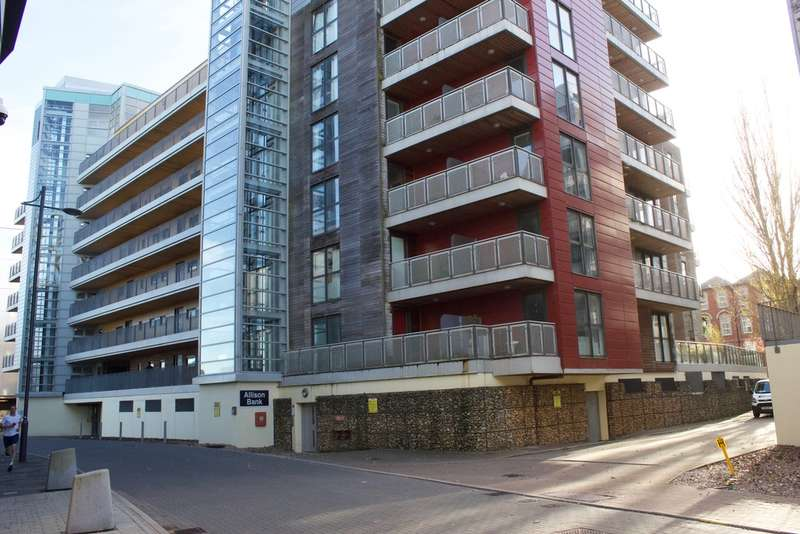 1 Bedroom Flat for rent in Geoffrey Watling Way, Norwich