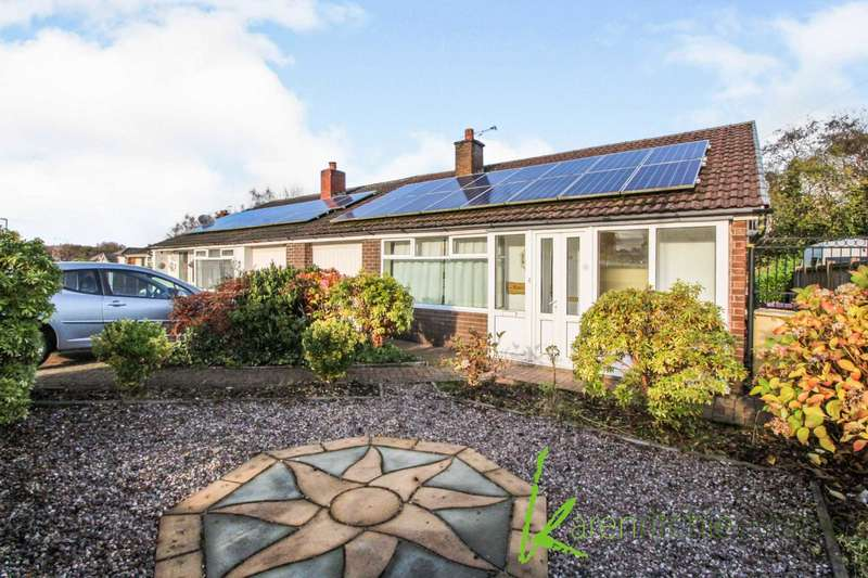 3 Bedrooms Semi Detached Bungalow for sale in Whiston Drive, Bolton
