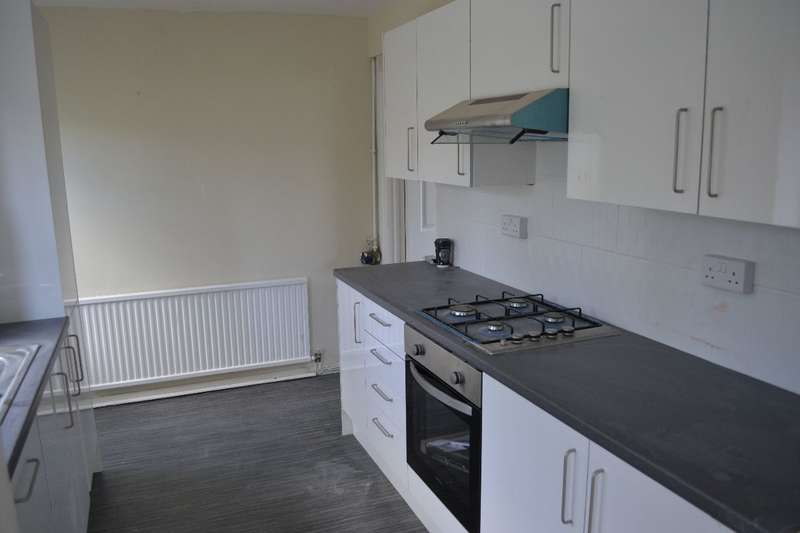 3 Bedrooms Terraced House for rent in Poplar Road, Croesyceiliog