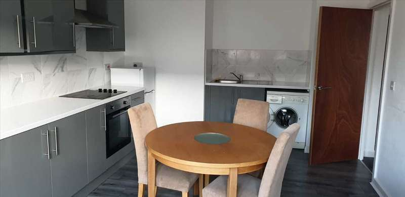 1 Bedroom Apartment Flat for rent in Belvoir Road, Coalville