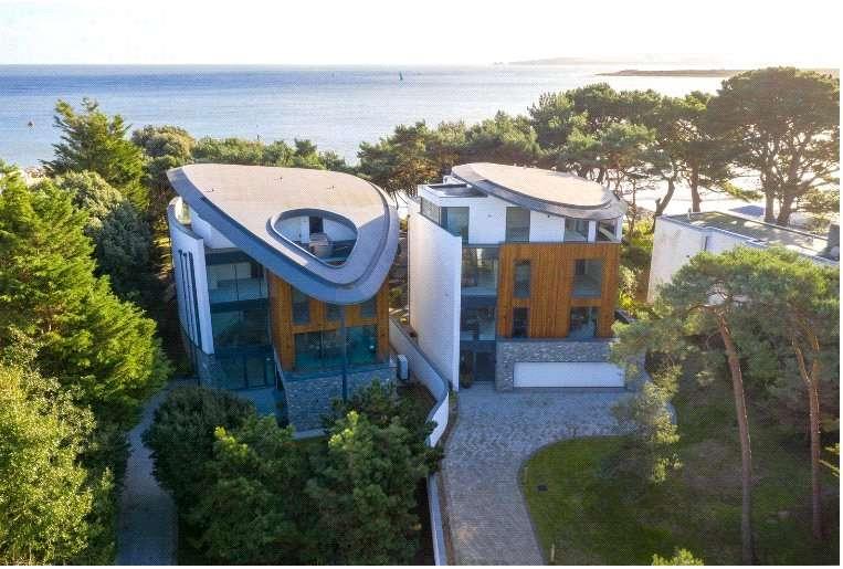 10 Bedrooms Property for sale in 147 Banks Road, Sandbanks, Poole, Dorset, BH13