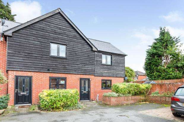 2 Bedrooms End Of Terrace House for sale in Fairfields, Basingstoke, Hampshire