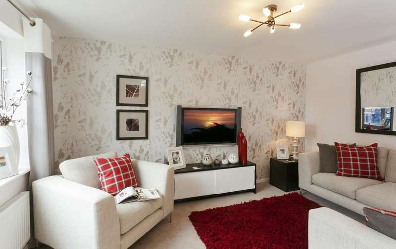 3 Bedrooms Detached House for rent in Dragonfly Close, Salford