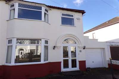 3 Bedrooms Property for rent in Shirley Road, Liverpool.
