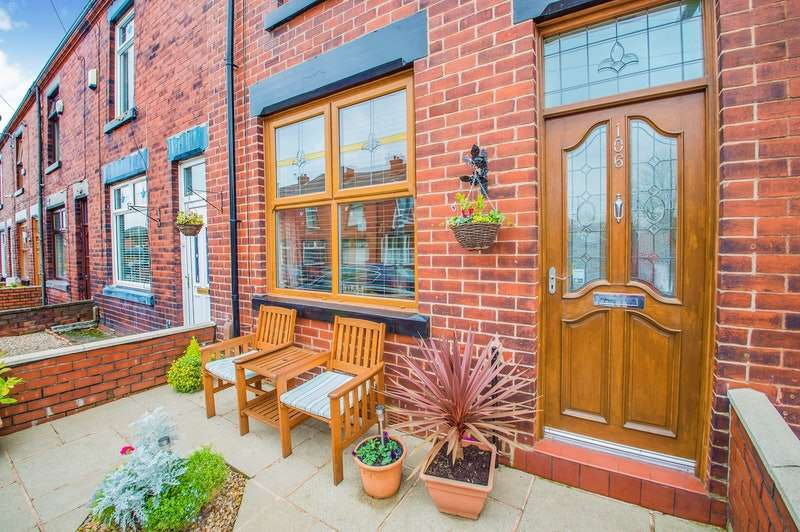 3 Bedrooms Terraced House for sale in Lord Street, Bolton, Greater Manchester, BL4