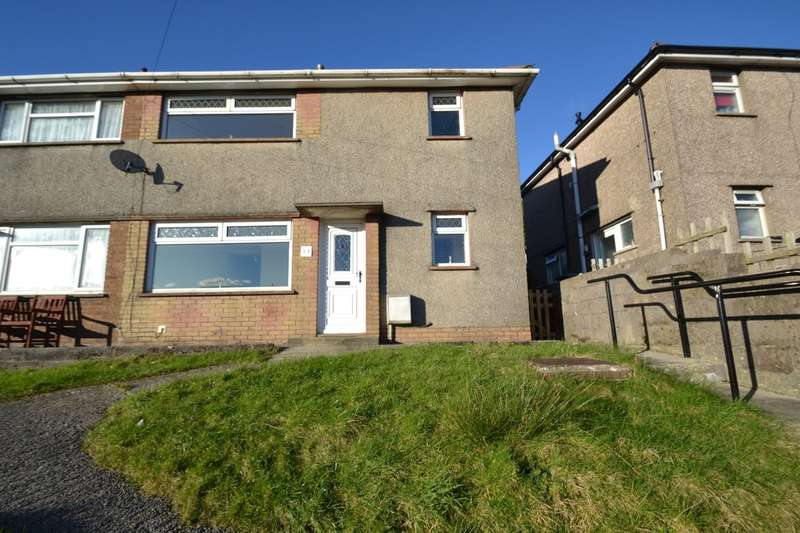 3 Bedrooms Semi Detached House for rent in Heol Islwyn, Tonyrefail, Porth